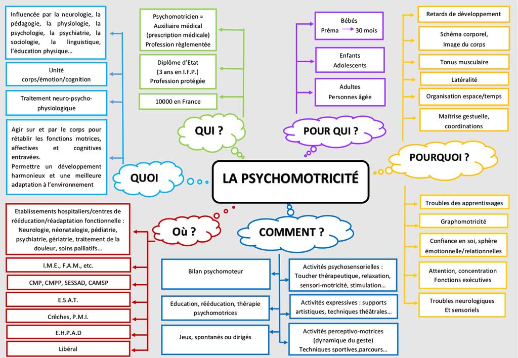 pourquoi un psychomotricien ?