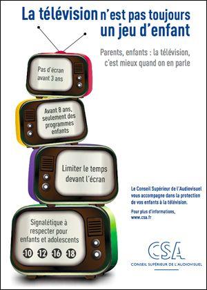 télévision prévention